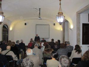 img_0139  Apresentação do livro Judeus de Trancoso, de Pedro Quadros Saldanha IMG 0139