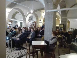 Apresentação do livro Judeus de Castelo de Vide, de Luís Projecto Calhau 4